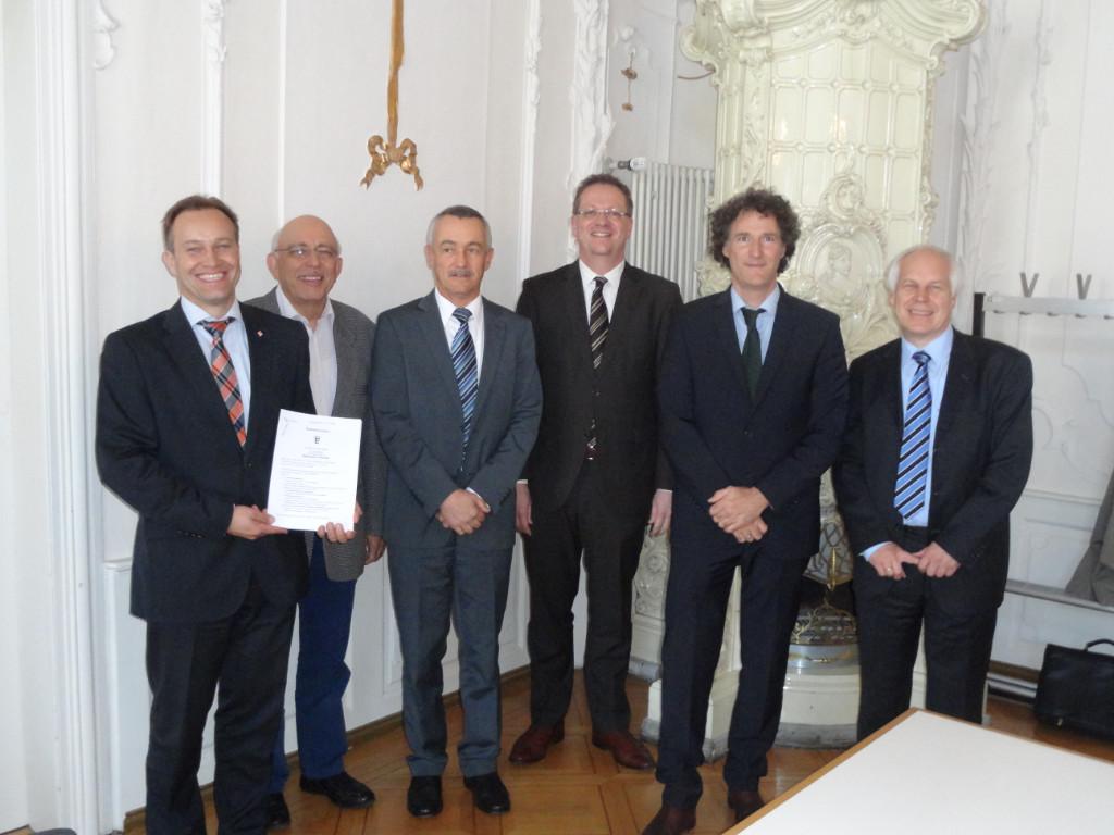 Gemeindewerke Vertrag